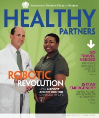 SGHS Healthy Partners Magazine Fall 2012 Edition